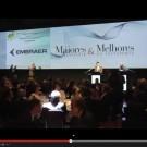 Almoço reúne empresários durante festa da revista Transporte Moderno