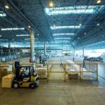 Terminal de cargas do RIOgaleão