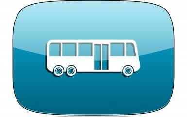 Ícone ônibus