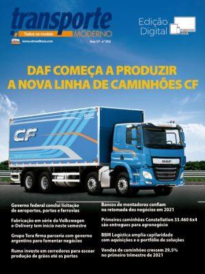 Revista Transporte Moderno Edição Especial - A Logística da Vacinação