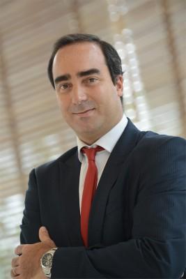 Claudio Siedmann, gerente sênior de ônibus da Daimler Latina
